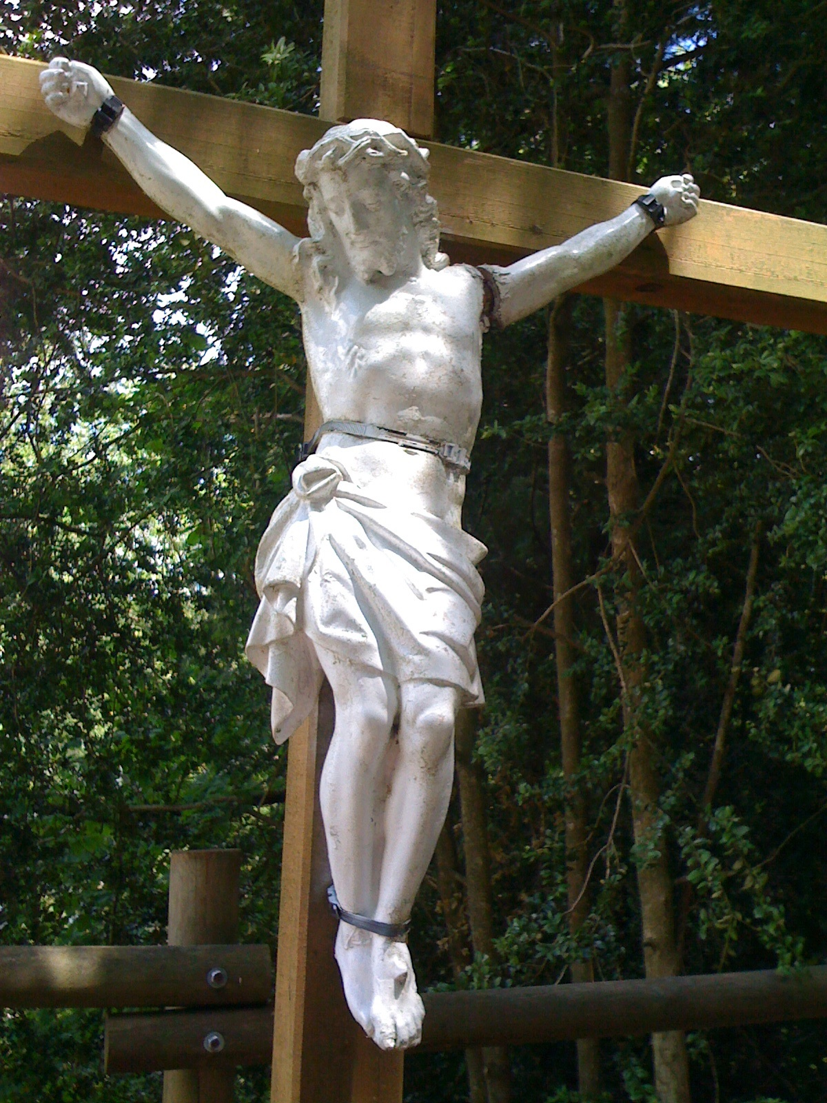 Camino Jezus tie wrap