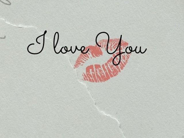 Mijn liefdesbrief aan jou